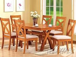 dining table maple dining table id this room sets and 6 chairs