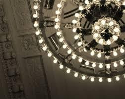 chandelier nyc new york prints etsy