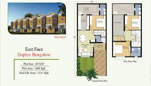 House Map Design 20 X 40 by Floor Plans Pearld Villa Jagatpura Jaipur Residential Spytech