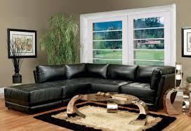 Furniture For Living Room Sofa Black Living Room Furniture Decorating Ideas Black Living