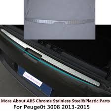 online buy wholesale peugeot 3008 rear bumper from china peugeot