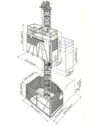 alimak construction tower hoist wiring diagram wiring diagram
