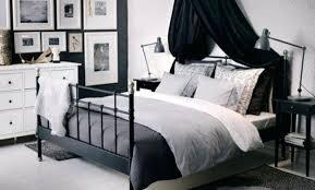 deco chambre lit noir chambre lit noir beautiful deco chambre lit noir la rochelle vinyle