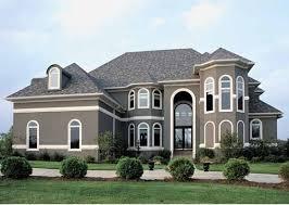 stucco houses paint colors new house paint color grey stucco
