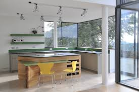 bespoke kitchen island bespoke kitchen islands stunning painted kitchen with granite