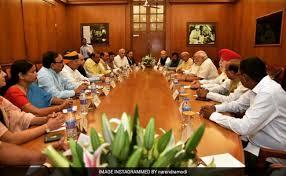 Modi Cabinet List New Ministers In Pm Modi U0027s Government Here U0027s The Complete List