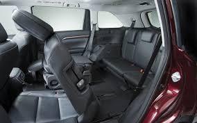 inside toyota highlander 2014 toyota highlander 2013 york auto motor trend