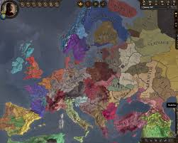 Crusader Kings 2 Map Ckii Random Title Generator Euiv U003d Epicness Paradox