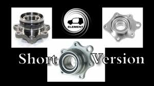 honda element rear wheel bearing replacement ericthecarguy