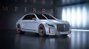 jaguar xf czy lexus gs scaldarsi motors u0027 maybach based 1 5 million emperor i is a sight