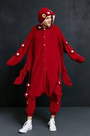 Octopus Halloween Costume Kigurumi Octopus Costume Urban Outfitters