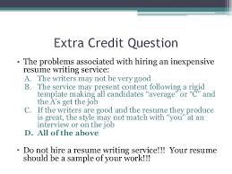 Resume Writing Quiz Writing A Results Oriented And Relevant Resume For College Students