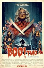 new poster for u0027boo 2 a madea halloween u0027 takes you back to the 80s