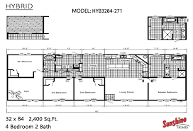 16x80 Mobile Home Floor Plans by Welcome