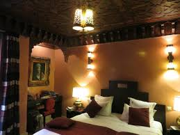 marocain la chambre chambre andalous dans le pur style marocain photo de riad le