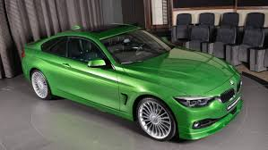 green bmw m4 this alpina b4 is the bmw m4 alternative you were probably