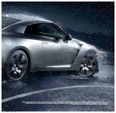 2011 nissan gt r dealer brochure