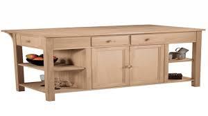unfinished kitchen island unfinished kitchen island cabinets pin by meredith heitk kitchen