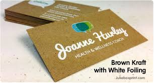 custom business card printing request a special business card