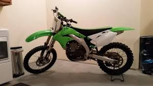 08 kx450f motorcycles for sale