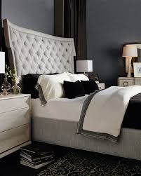 california king tufted bed neiman marcus