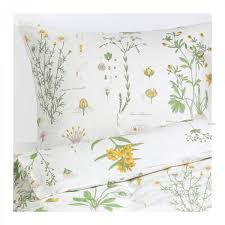 beautiful ikea standkrypa twin duvet cover and pillowcase set