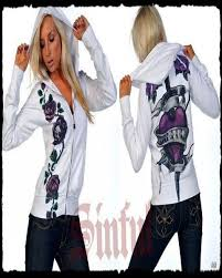 affliction cheap clothing websites angel wings hood stones blk