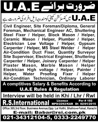 civil engineering jobs in dubai for freshers 2015 mustang helpers technicians ordinary laborer job in uae construction