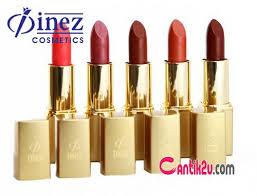 Bedak Ines daftar harga lipstik merk inez matte warna terbaru 2018