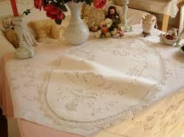 Linge De Table Ancien Linge Ancien Et Mercerie Ancienne Les Centres Et Chemins De Table