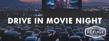 refuge drive in movie night the grove community church