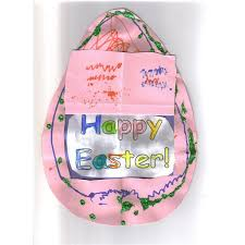 Easter Decorations For Preschool by Three Easy Preschool Easter And Spring Crafts Hand Nests Easter