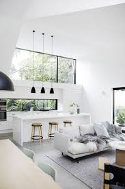 interior design minimalist home allen key house by architect prineas est living interiors