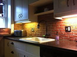 kitchen brick backsplash 67 most outstanding narrow kitchen spaces decoration ideas with