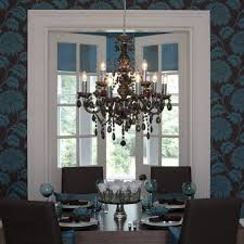 Black Chandelier Dining Room Beautiful Chandelier Dining Room Design Amazing Dining Room