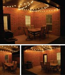 1000 ideas about porch string lights on metal for light