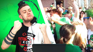 irish people watch st patrick u0027s day fights youtube