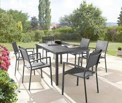 Table De Jardin En Palette De Bois by Brico Leclerc Catalogue Salon De Jardin U2013 Qaland Com