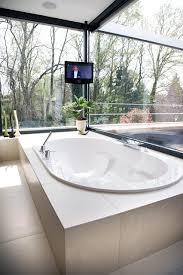 schã ner wohnen badezimmer sanviro badezimmer tapete wasserabweisend