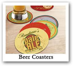 Beverage Coasters Personalized Coasters Customizable Coasters With Your Artwork And