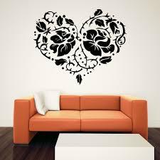 57 sticker wall art flying ducksquot bedroom lounge retro wall sticker wall art