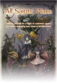ffxiv halloween all saints u0027 wake 2015 final fantasy xiv the lodestone