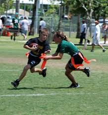 Flag Football Equipment Freshman Packers Top Steelers In Acreage Flag Football Youth