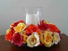 paper flower centerpieces you say weeding i say wedding how i made paper flower centerpieces