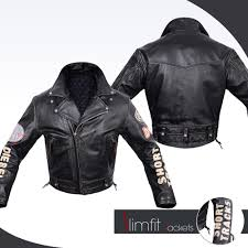 padded motorcycle jacket harley davidson u0026 marlboro man biker leather jacket