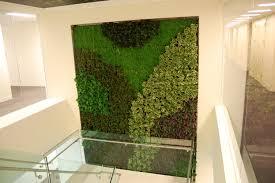 office interior living wall 3 story interior g o2 green wall