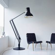 anglepoise type 75 giant floor lamp lumigroup architectural