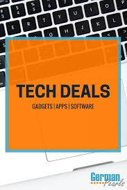 tech deals u2013 save on gadgets apps and software software tech