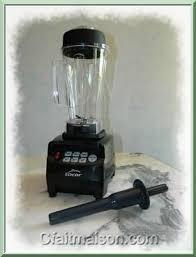 cuisiner avec un blender cuisine avec le blender professionnel lacor un blender