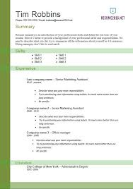 Samples Of Functional Resume by Resume Templates 2016 U2022 Which One Should You Choose